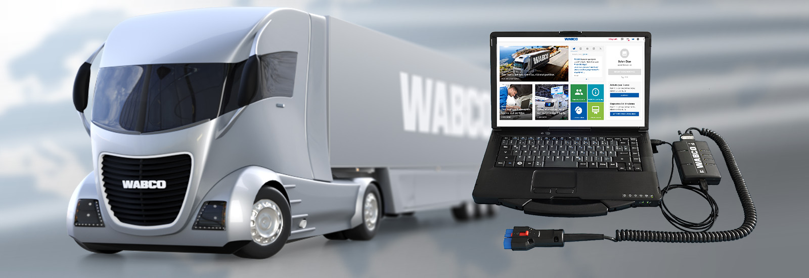 WABCO ECUs and WABCO-approved Diagnostic Tools: They Speak the Same Language